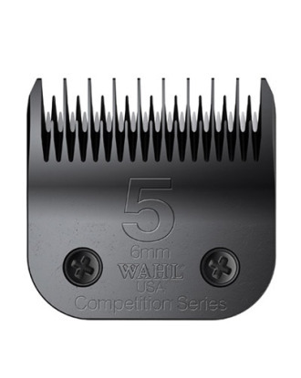 Wahl Ultimate no. 5 - Detachable Skip Tooth Blade, Cutting Length 6mm