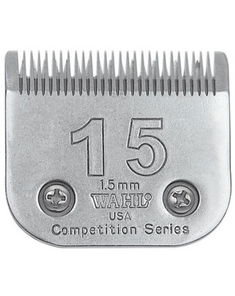 Wahl Competition no. 15 - Detachable Blade, Cutting Length 1,5mm