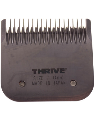 Thrive Professional Blade #7 - Snap-on Japenese Detachable Skip Tooth Blade, Cutting Length 4mm