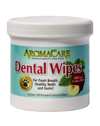 PPP AromaCare Dental Wipes - 100pcs.