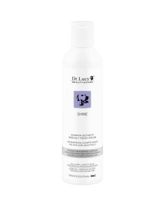 Dr Lucy Shine - szampon nabłyszczający szatę, dla psów z włosem krótkim i półdługim