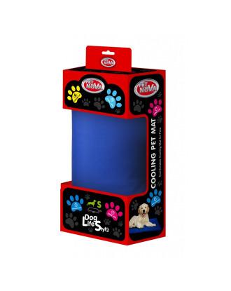 Pet Nova Mat Cool Size S 50x40cm - mata chłodząca dla psa i kota, z gąbką