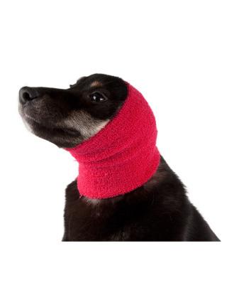 Show Tech Ear Buddy S - Headband for Shy Dog Drying, Pink