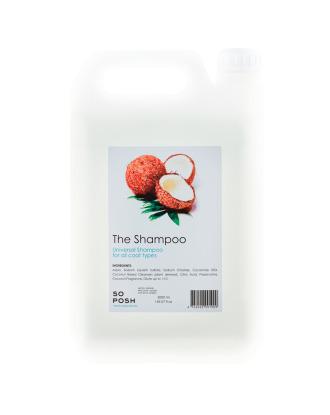 So Posh The Shampoo Universal 500ml - bezzapachowy szampon oczyszczający do każdego typu szaty, koncentrat 1:10