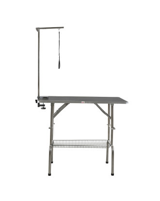 Blovi Grooming Table 60x110cm - Height Adjustment 75-90cm