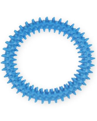 Pet Nova Dental Ring 12,5cm - gryzak dla psów, z wypustkami masującymi dziąsła