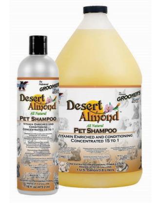 Double K Desert Almond -  szampon odświeżający migdałowy