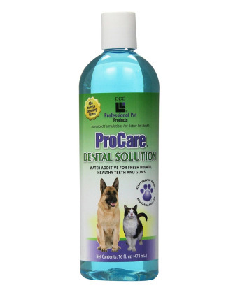 PPP ProCare Dental Solution 473ml - Water Additive