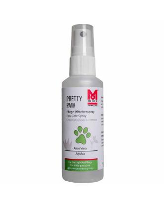 Moser Pretty Paw 75ml - odżywczy preparat z atomizerem do pielęgnacji łap psów i kotów