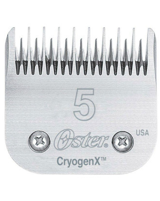 Oster Cryogen-X no. 5 - Frizzy Hair Detachable Blade 6,3mm