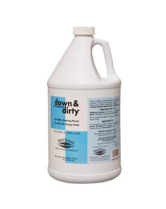 Show Season Down & Dirty Shampoo 3,8L - szampon głęboko oczyszczający i odtłuszczający do mocno zabrudzonej sierści, koncentrat 1:32