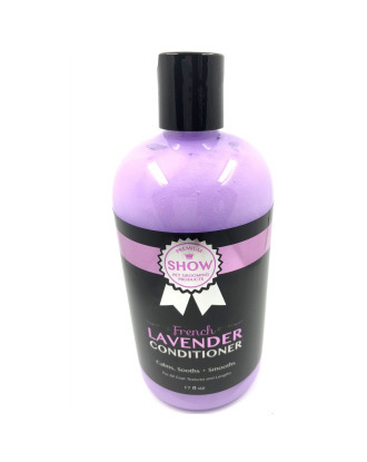 Show Premium French Lavender All Coat Conditioner 500ml - 1:8 Concentrate