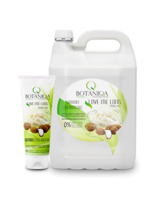 Botaniqa Love Me Long Cupuacu and Shea Conditioner - Long Dog Hair Care, 1:5 Concentrate