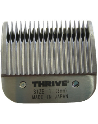 Thrive Professional Blade #1 - Snap-On Japanese Detachable Blade, Cutting Length 3mm
