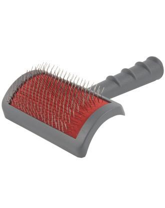 Show Tech Slicker Medium - szczotka pudlówka średnio-twarda, średnia