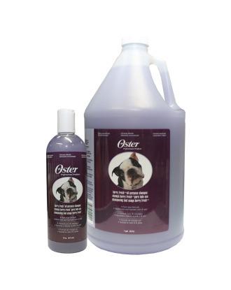 Oster Berry Fresh All Purpose Shampoo - szampon jagodowy do każdego typu sierści