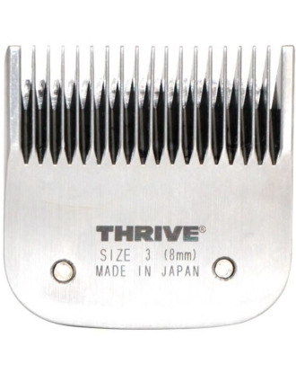 Thrive Professional Blade #3 -Snap-on Japanese Detachable Blade, Cutting Length 8mm