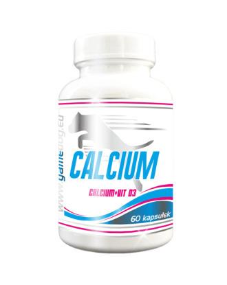 Game Dog Calcium + D3 60 tbl. - wapń i witamina D3 dla psa