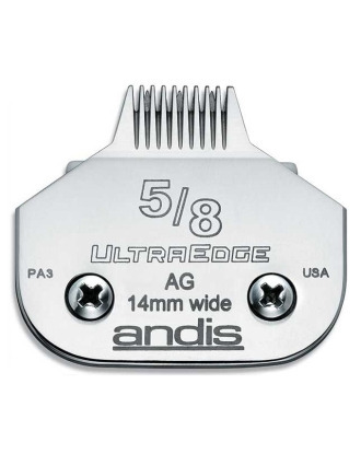 Andis UltraEdge 5/8 Wide 0,8mm - Detachable Wide Toe Muzzle & Paw Blade