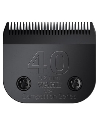 Wahl Ultimate no. 40 - Detachable Blade, Cutting Length 0,6mm