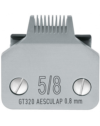 Aesculap 5/8 - Snap-On, Small Surface Areas Blade 0,8mm