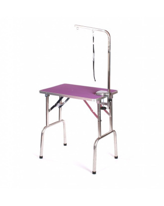Blovi Small Grooming Table 70x48cm - with Pet Arm