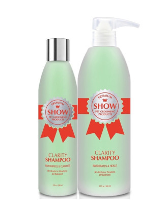 Show Premium Clarity Shampoo - Soothes & Clarifies, 1:8 Concentrate
