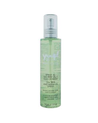 Yuup! Home Tea Tree and Neem Oil Spray 150ml - preparat do ochrony przed insektami, pasożytami i owadami