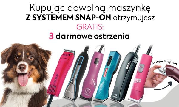 Promocja maszynek Snap-On!
